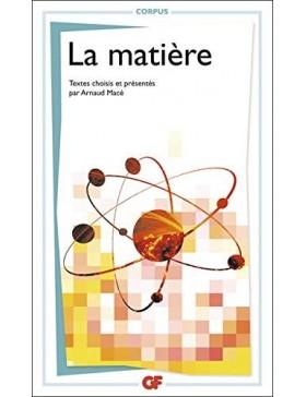 Arnaud Macé - La Matière
