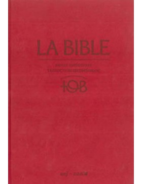 Collectif - Bible TOB...