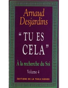 Arnaud Desjardins - Tu es...