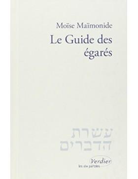 Moïse Maïmonide - Le Guide...
