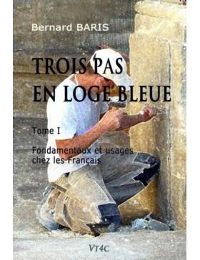 Bernard Baris - Trois pas...