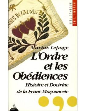 Marius Lepage - L'Ordre et...