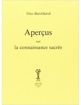 Titus BURCKHARDT - APERÇUS...