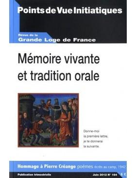 GLDF - PVI 164 Mémoire vivante