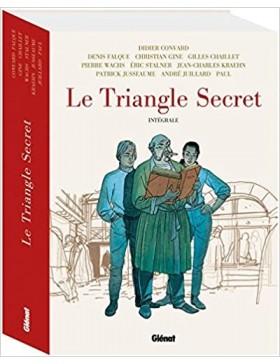 Didier Convard - Le Triangle Secret  Intégrale