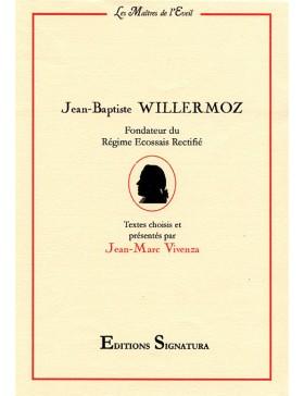 Jean Baptiste WILLERMOZ -...