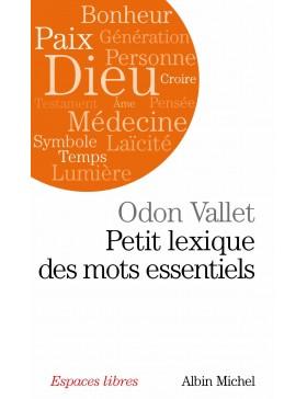 Odon Vallet - Petit lexique...