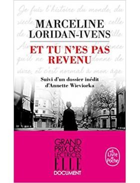 Marceline Loridan-Ivens -...