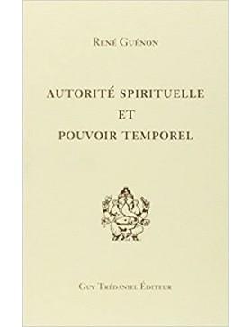 René Guénon  - AUTORITÉ...