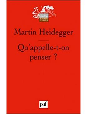Martin Heidegger -...
