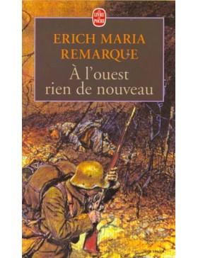 ERICH MARIA REMARQUE - A...